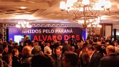 Álvaro Dias Presidente 2018 - Lançamento da Campanha