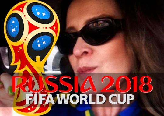 Vanessa Malucelli, o Brasil na Copa!