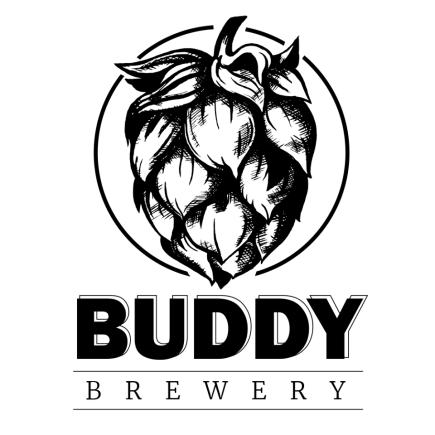 Buddy Brewery - Logo