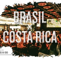 Sexta tem jogo do Brasil no +55 Bar!