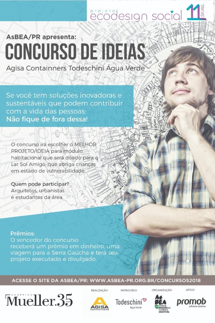 Concurso de Ideias Agisa Todeschini