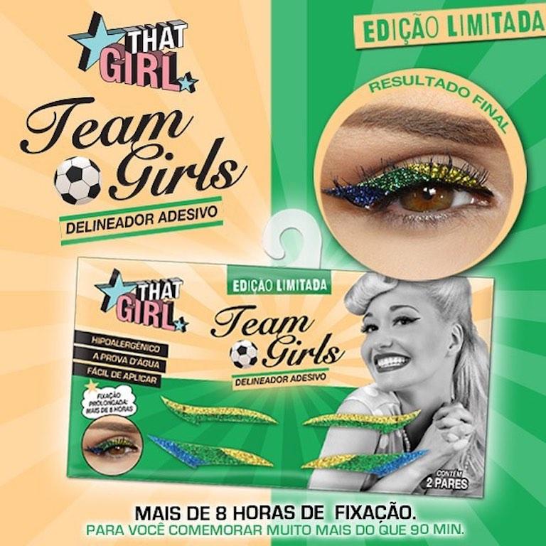 Delineador Adesivo That Girl Team Girls_Drogaria Iguatemi