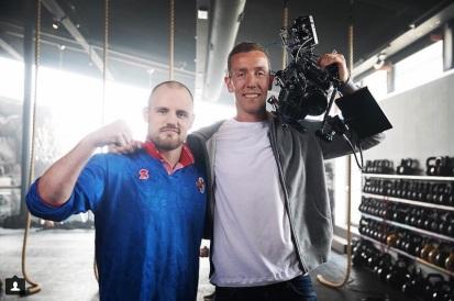 Hannes Thór Halldórsson - Diretor do Comercial da Coca-Cola : Copa 2018