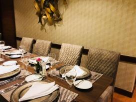 Feijoada de sábado — Serviço impecável do Grand Hotel Rayon