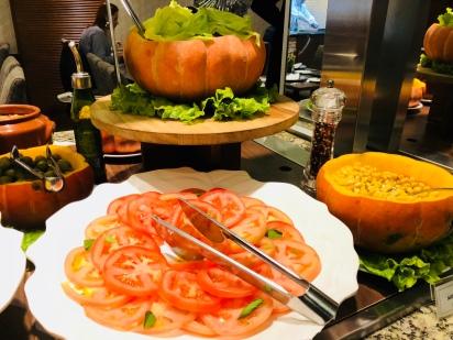 Feijoada Rayon — Saladas, para acompanhar os Grelhados