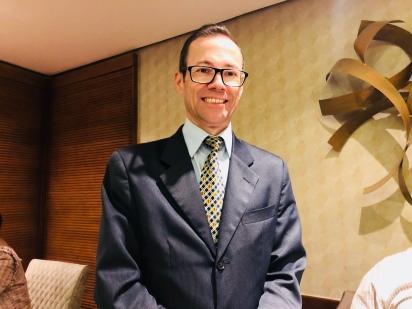 Feijoada Rayon — Alberto Rocha, Gerente de serviços