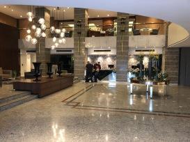 Feijoada de sábado — Lobby do Grand Hotel Rayon