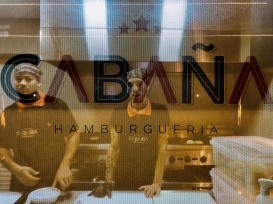 CABAÑA Hamburgueria — EAT'sOn