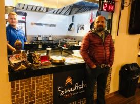 Deepak Karunakar, Swadisht Taste — EAT'sOn