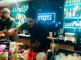 Etilic, Bartender Gui Araujo — EAT'S ON