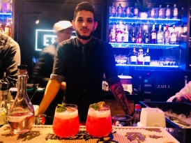 Etilic, Bartender Gui Araujo e 'Grace Kelly' — EAT'S ON