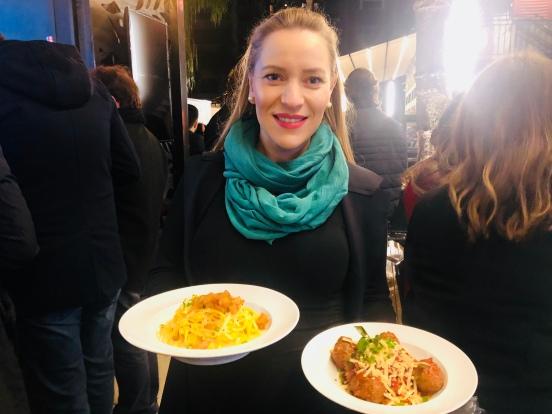 EAT'sOn — Armazém Curityba, Gislaine Rotta e seus pratos