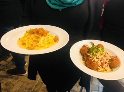 EAT'sOn — Armazém Curityba, gastronomia