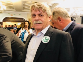 Ex-Governador Mário Pereira — Álvaro Dias Presidente 2018