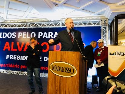 Lançamento da candidatura de Álvaro Dias à Presidência 2018