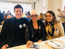 Netto Felipe e Linda Bruder — Álvaro Dias Presidente 2018