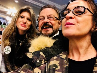Suzana Rossoni Bevervanço e Sady Ricardo — Álvaro Dias Presidente 2018