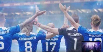 time da islandia na copa2018