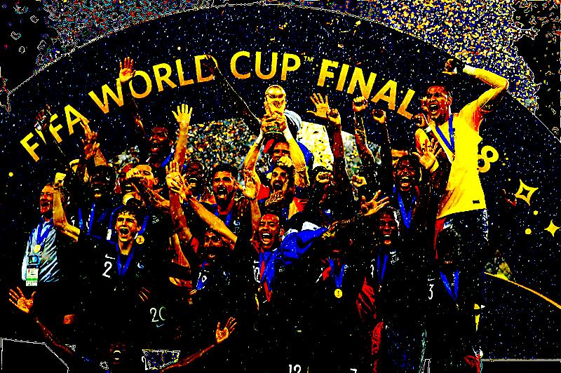 copa da Rússia 2018 - França, Campeã.png