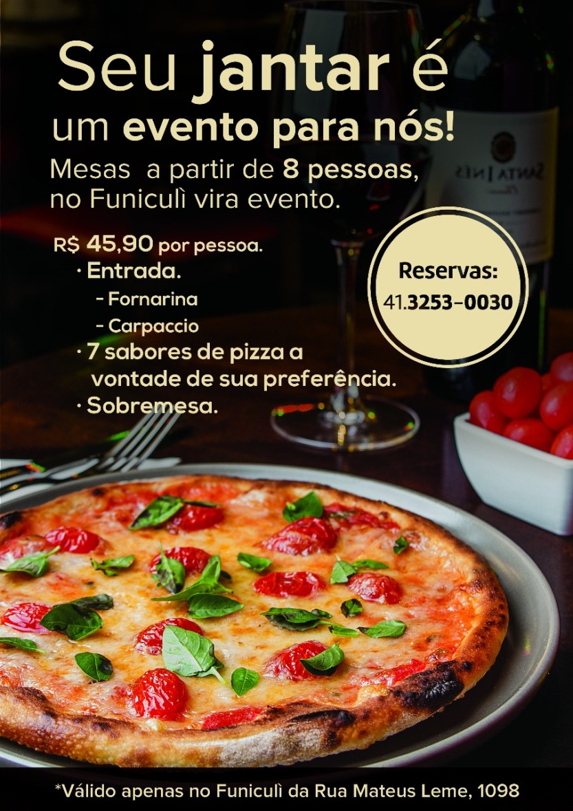 Evento pizza