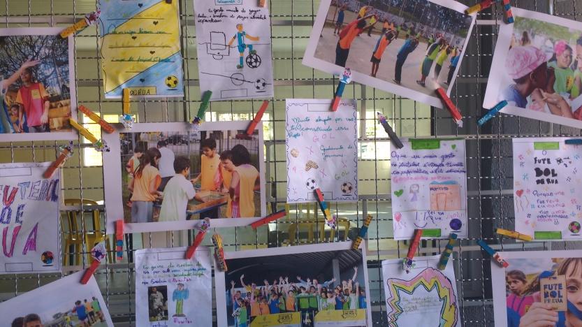 Futebol de Rua 2 - Mariah Eduarda Colombo