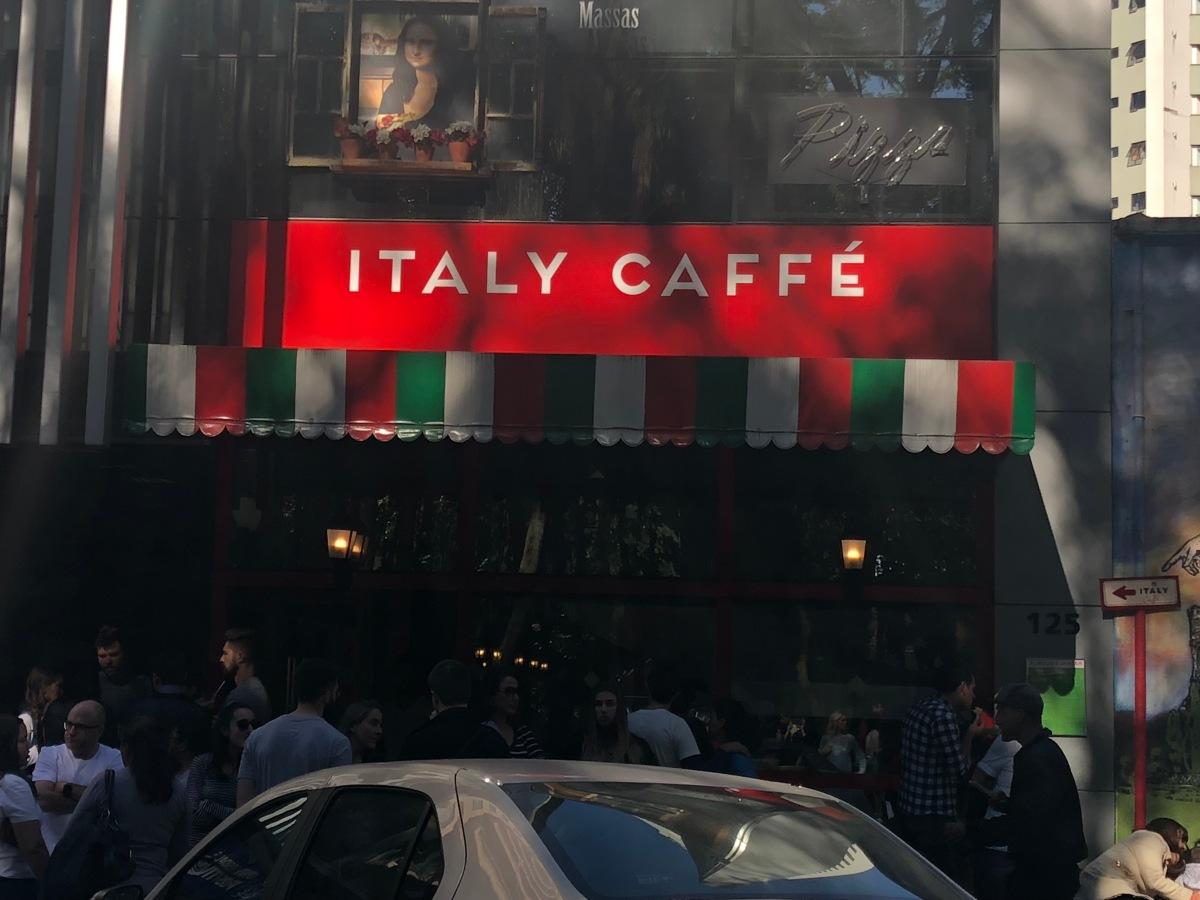 ITALY CAFÉ & Galeto Primo Canto