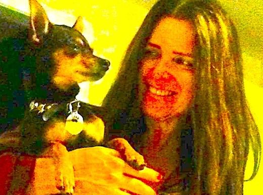 VanessaMalucelli e quiquinho