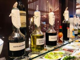 KF a La Carte - Saladas? Com Vinagre Balsâmico e Azeite