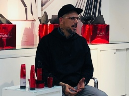 Beauty artist Ricardo dos Anjos, expert da linha Match