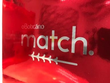 Match SOS Reconstrução, O Boticário