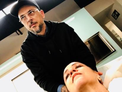 Beauty artist Ricardo dos Anjos — Trabalho de expert com a linha Match, de O Boticário