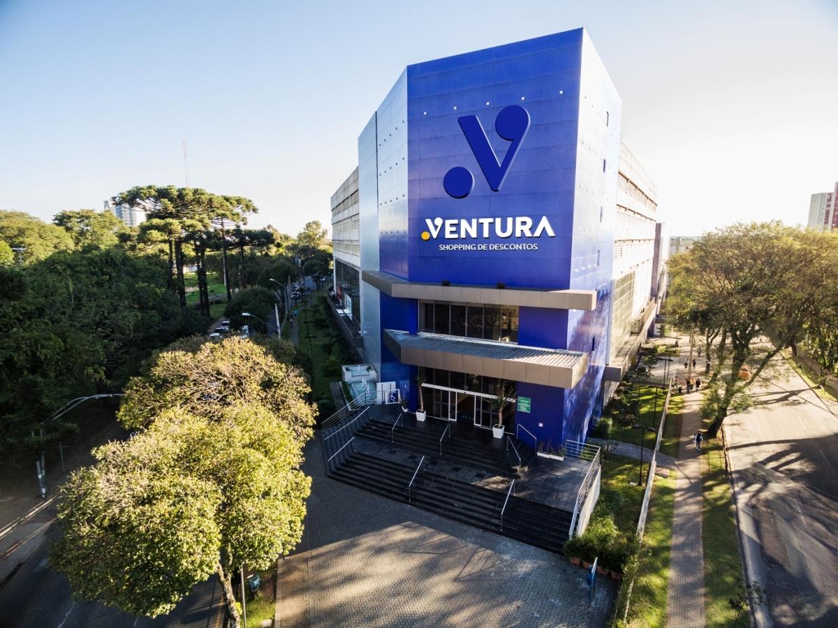 Ventura Shopping é o novo nome do Total Curitiba