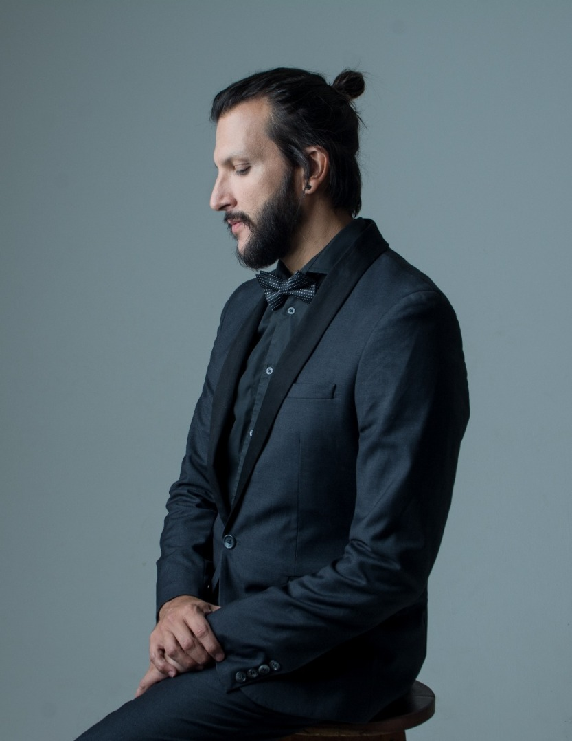 Maestro Carlos Prazeres - Foto de Gabrielle Guido