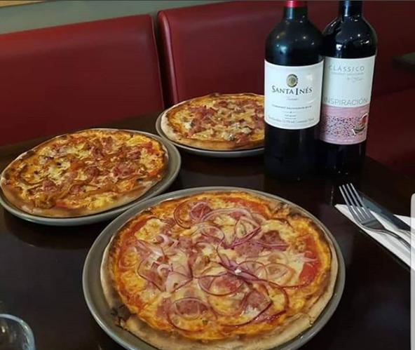 Vinho e pizza 2