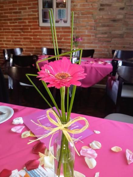 Decoração chique e glamourosa — Floriculturas Agaphantus e Vaticano