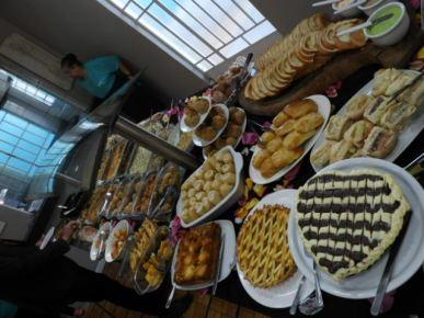 Dom Oscar Gastronomia - bastidores