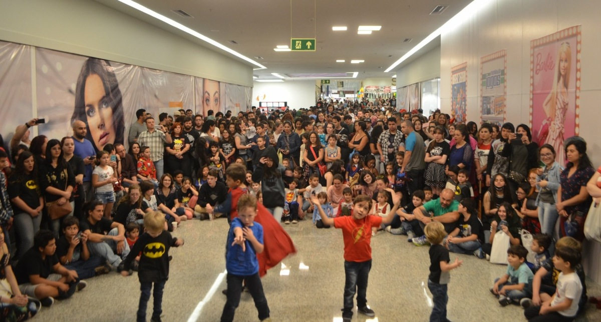 Ventura Shopping abre as portas para cultura geek