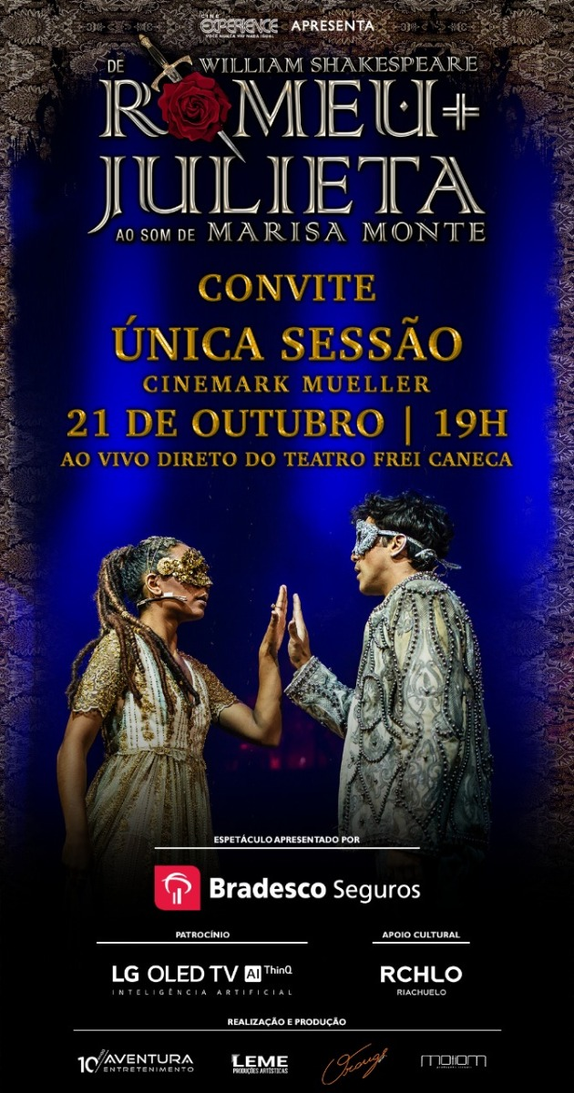Um breve resumo do musical, que fará curtíssima temporada em Curitiba nos dias 16 e 17 de novembro