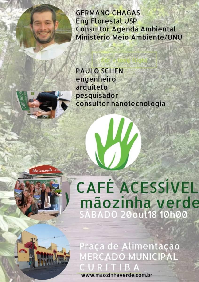 CAFÉ ACESSÍVEL MaozinhaVerde