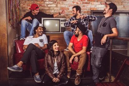 A Bigode Groove é uma das finalistas do Viva Rock Latino 01 (1)