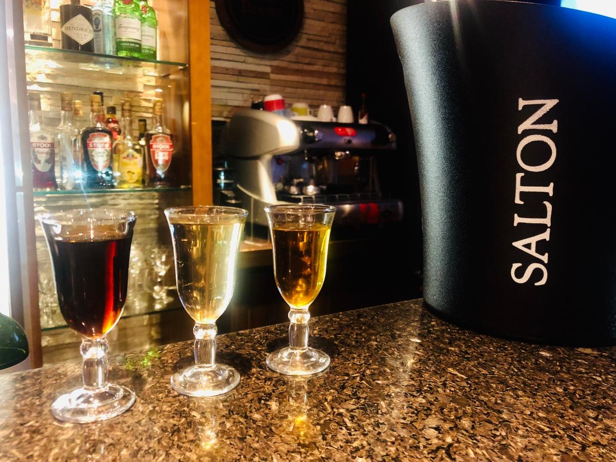 'Desafio do Drink por Vinícola Salton'