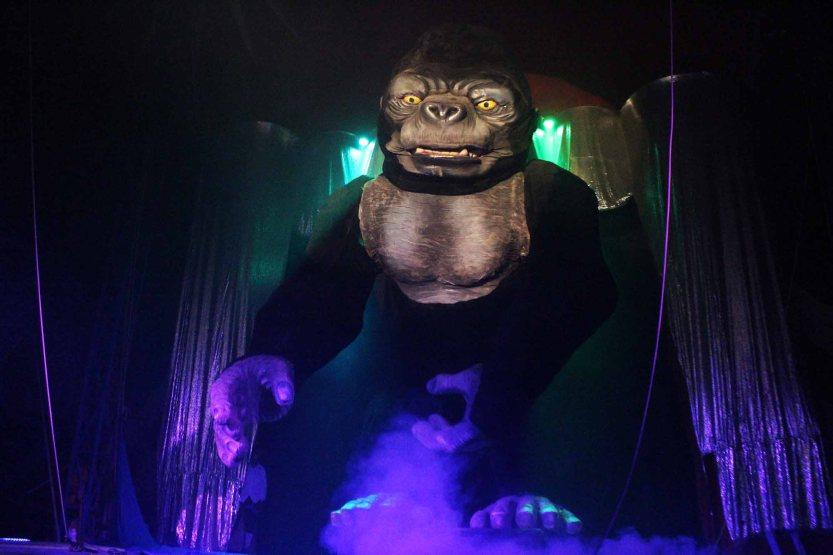 Rhoney Espetacular - Gorila