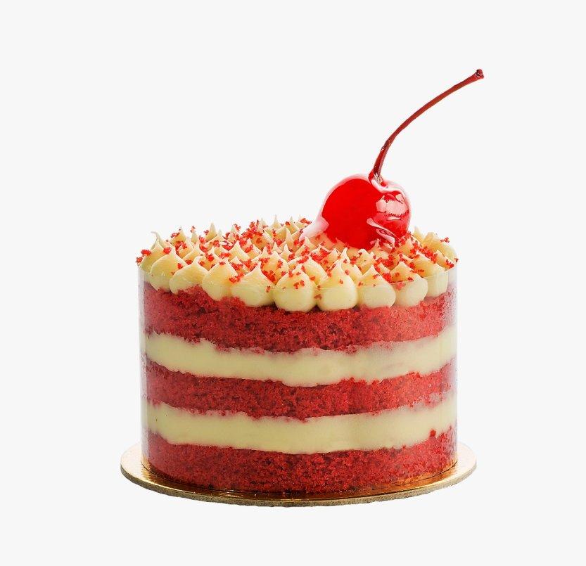 Tortinha Velvet
