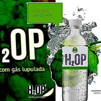 H₂OP: a primeira água com lúpulo do Brasil