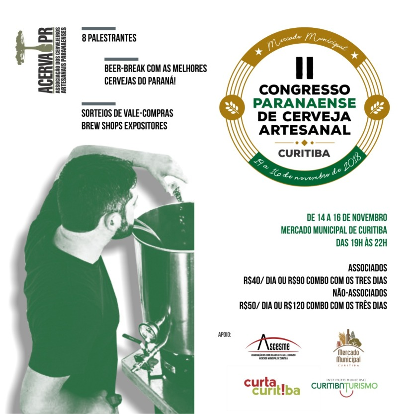 II Congresso PR Cerveja Artesanal