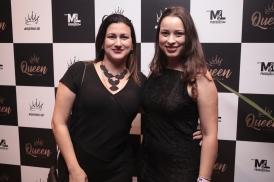 Simone Phelipe e Rayssa de Oliveira