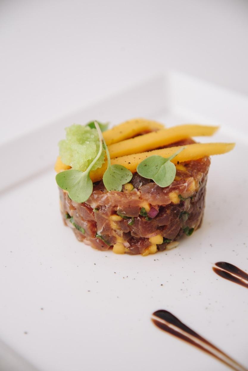 Tartare de atum com manga_GastroNight +55_13-11-18
