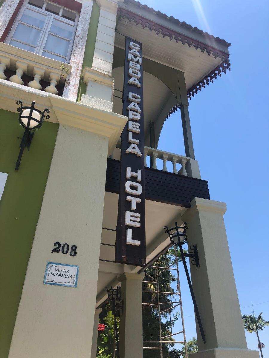 Hotel Camboa Antonina Camboa Hotéis
