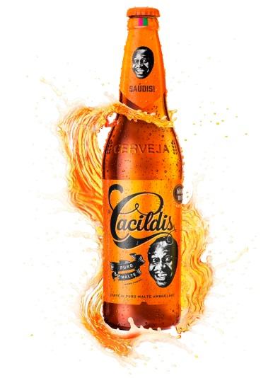 ARTE CACILDIS - garrafa 600ml