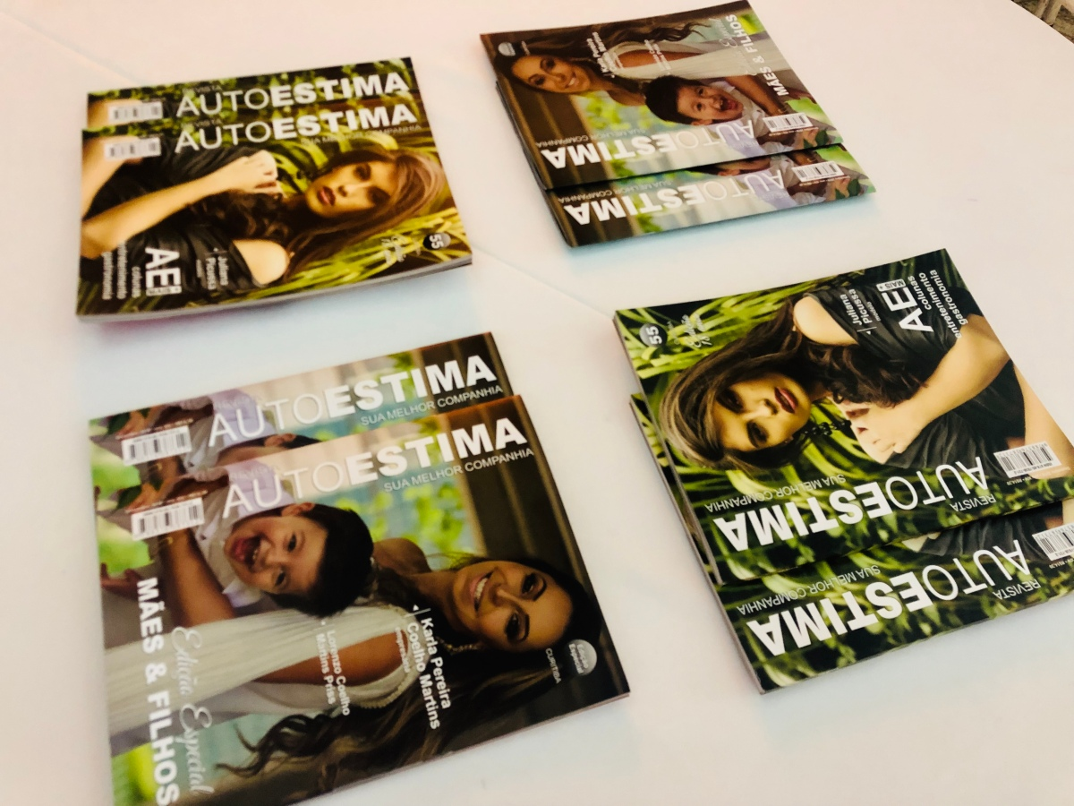 Coquetel da 55ª Edição da Revista AUTOESTIMA !!! Festa de aniversário de 18 anos da revista